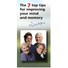 7 Top Tips for Improving Your Mind & Memory