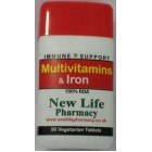 Multivitamins & Iron (90)