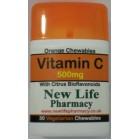 Temporarily out of stock'  Vitamin C 500mg (30)